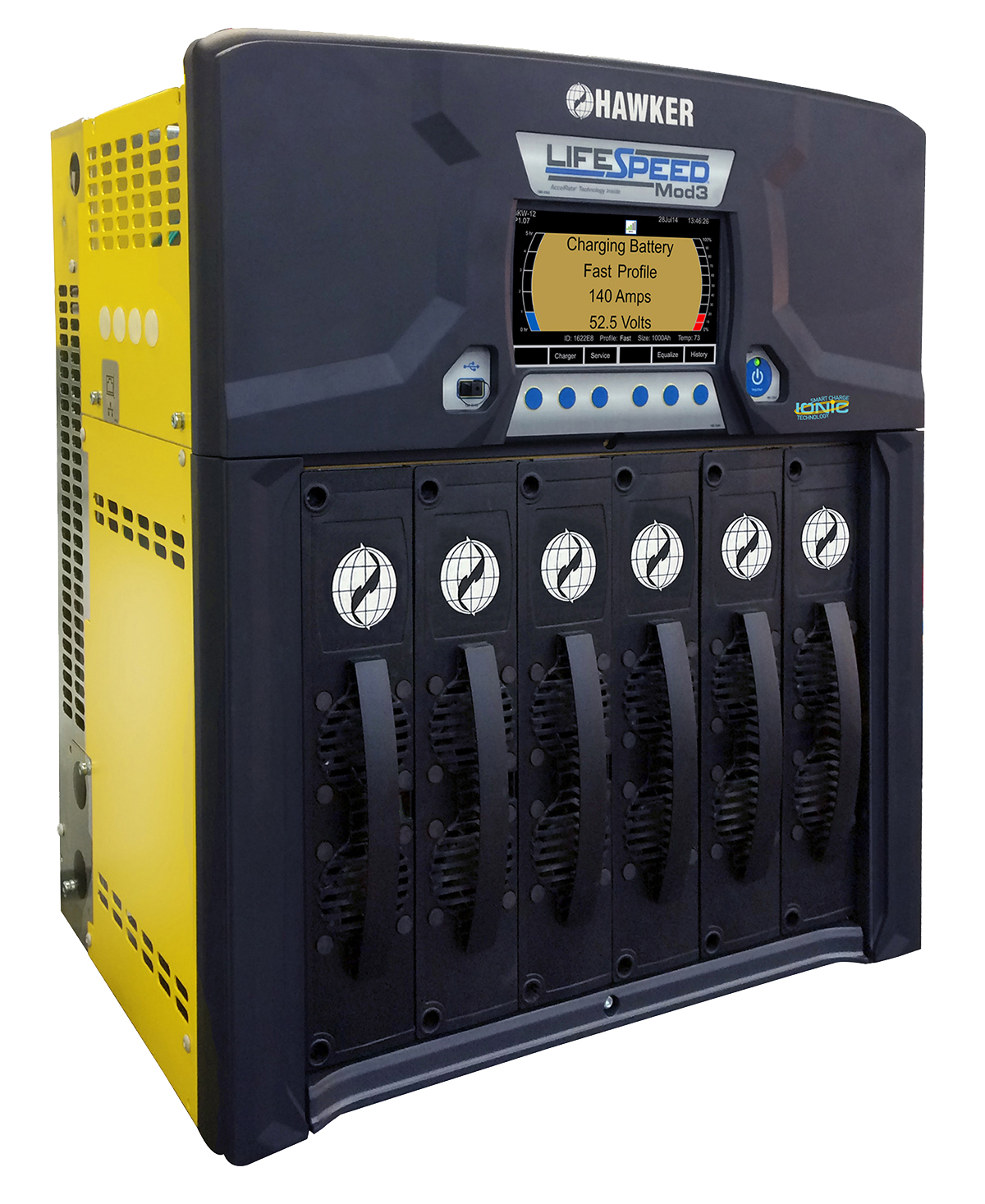 motive power chargers forklift chargers oldham batteries canada inc rh oldham ca Hawker Battery 24V Hawker Battery Chargers Power Guard